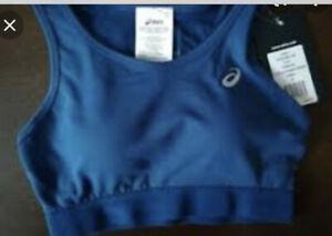Womens Asics Sports Bra Top Size S 150611