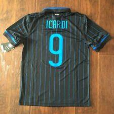 Nike Inter Milan 2014/15 Home Soccer Jersey - S