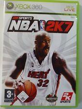 !!! 360 Xbox juego NBA 2k7, usado pero bien!!!