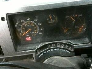 1993-1996 CHEVROLET 30 VAN  Speedometer Cluster
