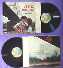 LP 33 Giri Bobbie Gentry,Michel Legrand Ode To Billy Joe BS 2947 OST no dvd vhs