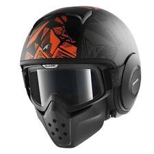 Kleidung, Helme und Schutz-Dekorationen aus Kunststoff Shark Motorsport -