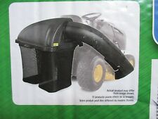 """~NEW~ Arnold 42""""/46"""" Twin Bagger Riding Mower Grass Catcher Leaf Bagger"""