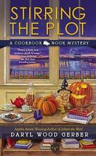 Stirring the Plot (A Cookbook Nook Mystery), Gerber, Daryl Wood, Acceptable Book