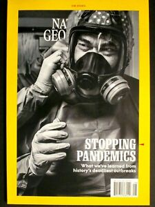 NATIONAL GEOGRAPHIC   Stopping Pandemics  August 2020