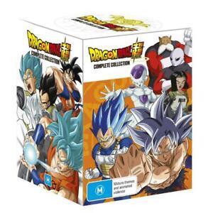 Dragon Ball Super: Complete Series DVD box set R4 New