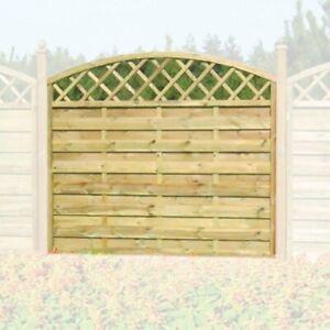 Traliccio frangivento pannello 180x180cm recinzione recinto giardino legno