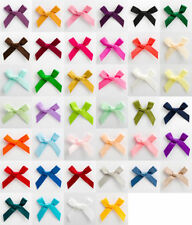 Satin Double-Sided Cardmaking & Scrapbooking Bows