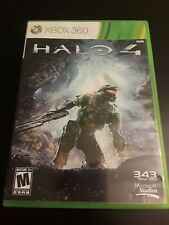 Halo 4 (Microsoft Xbox 360, 2012) - Clean & Tested - Fast Free Shipping.