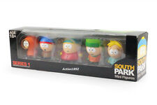 HOT Set of 5 pcs Characters South Park Figures Dolls in Box Toy Collectible New