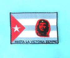 Ernesto CHE GUEVARA Argentina Marxist Communist Cuba revolution - embroid. patch