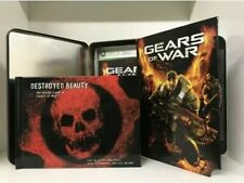Xbox 360 Gears of War -  Limited Collector's Edition (Microsoft 2006) Complete