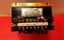 Gomi Electric Transformer, # MTR-120, Cap 100 VA, 1 Ph, Used.     1E