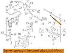 VW VOLKSWAGEN OEM 12-18 Passat-Window Windshield Wiper Arm 561955410B