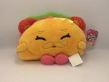Shopkins Collectibles 6 1/2 Inch Tall Plush Toy Taco Terri