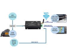 QK-A024 AIS Receiver with NMEA Multiplexer + WiFi