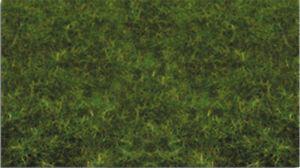 Bachmann-Pull-Apart Static Grass Sheet/Mat - SceneScapes(R) -- Medium Green 1/16