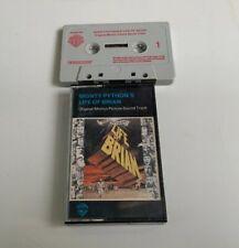 Monty Python - Life Of Brian Original Soundtrack Wb Records Comedy Cassette Tape