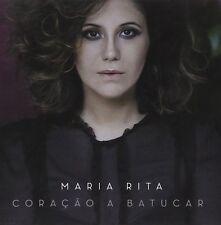Maria Rita - Coracao a Batucar [New CD] Portugal - Import