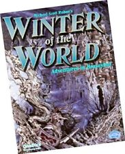Winter of the World RPG: PRESALE Adventures in Brasayhal - base/core rulebook Ne