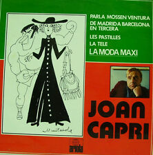JOAN CAPRI-MISMO TITULO 1971 LP VINILO SPAIN EXCELLENT COVER CONDITION-