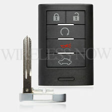 Car Key Fob Keyless Entry Remote Control 5B For 2014 Cadillac CTS Coupe
