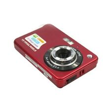 "Digital Camera Mini 18MP 2.7"" 8 Zoom Anti-shake Full HD Digital Camera 2xBattery"