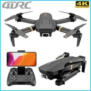 4DRC-V4 Drone X Pro Selfi Wifi FPV 1080P OR 4K HD Camera Foldable 6-axis RC