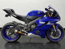 Graves Motorsports Yamaha R6 2006 - 2017 Cat-Back Slip-on Carbon Exhaust