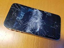 Apple iPhone 4 S - 16 Go-noir-Smartphone défectueux (DSP 2071)