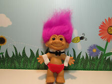 "Mr Wonderful / Chippendale Stripper - 5"" Russ Troll Doll - New In Original Bag"