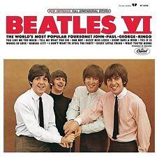 Beatles VI [Slipcase] by The Beatles (CD, Jan-2014, Capitol)