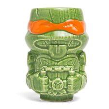 TMNT Michelangelo Mini Tiki Geeki Tikis Loot Crate Exclusive Ninja Turtles New