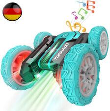 360° Spins RC Car Stunt Auto Rennauto mit Fernbedienung Spielzeug für Kinder DHL