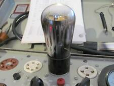 UY227 27 RCA Radiotron engraved mesh screen vacuum tube test 39 on TV7 25 min