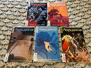 Pumpkinhead #1 2 3 3b 4 (2018) A B Variant Set Dynamite Horror Comics VF/NM