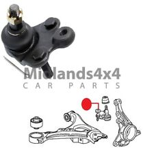 FRONT RIGHT LOWER WISHBONE CONTROL ARM BALL JOINT For HONDA CIVIC 1.3 HYBRID 1.8
