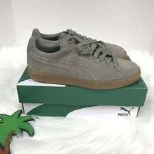 Men's Puma Suede Classic Vetiver 6.5 Beige brown BNIB