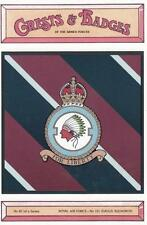 ROYAL AIR FORCE ( RAF ) 121 EAGLE SQUADRON POSTCARD ( CRESTS & BADGES SERIES )