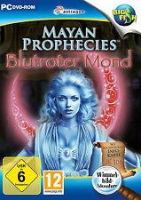 MAYAN PROPHECIES * BLUTROTER MOND * WIMMELBILD-SPIEL  PC DVD-ROM