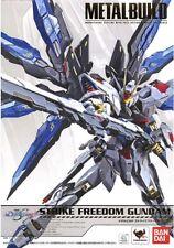 New Bandai METAL BUILD Strike Freedom Gundam ABS&PVC& die-casting From Japan