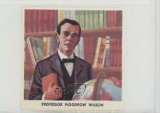 1962 Golden Stamps Presidents #PWWI Professor Woodrow Wilson Non-Sports Card 0w6