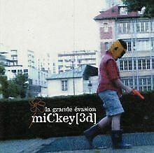 La Grande Evasion von Mickey 3d | CD | Zustand gut