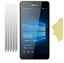 [5 Pack] Ultra Clear Screen Lcd Protector Cover Guards for Nokia Lumia 950