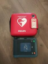 Philips Heartstart FRx AED with case