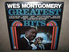 WES MONTGOMERY Greatest Hits RARE SEALED NM Unipak New Vinyl LP 1970 SP4247 NoCu