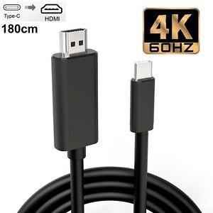 USB-C Typ-C zu auf HDMI 4K HD TV AV Adapter Kabel für Macbook Pro Samsung Huawei
