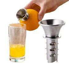 NEU! Zitronen Orangenpresse Saftpresse Zitronenpresse Presse Orangen Entsafter