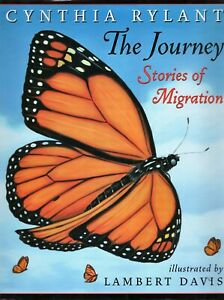 The Journey : Stories of Migration by Cynthia Rylant (2006, Hardcover)