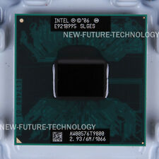 Intel Core 2 Duo T9800 SLGES 1066MHZ 2.93GHz 6MB CPU Prozessoren